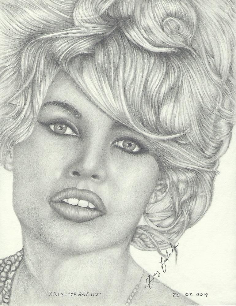Brigitte Bardot by voyageguy@gmail.com